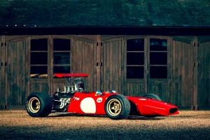 Single Seater for sale – 1968 Ferrari 166 Dini F2 / Tasman
