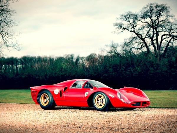 Race car for sale 1965 ferrari 365 p2 3 retro race cars for Motor cars for sale