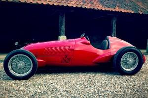 Single Seater for sale – 1938 Enzo Ferrari managed Alfa Romeo 308 GP