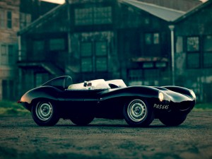 Race Car for sale – 1955 Jaguar D-Type