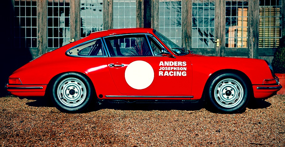 When Was The First Race Car Built
