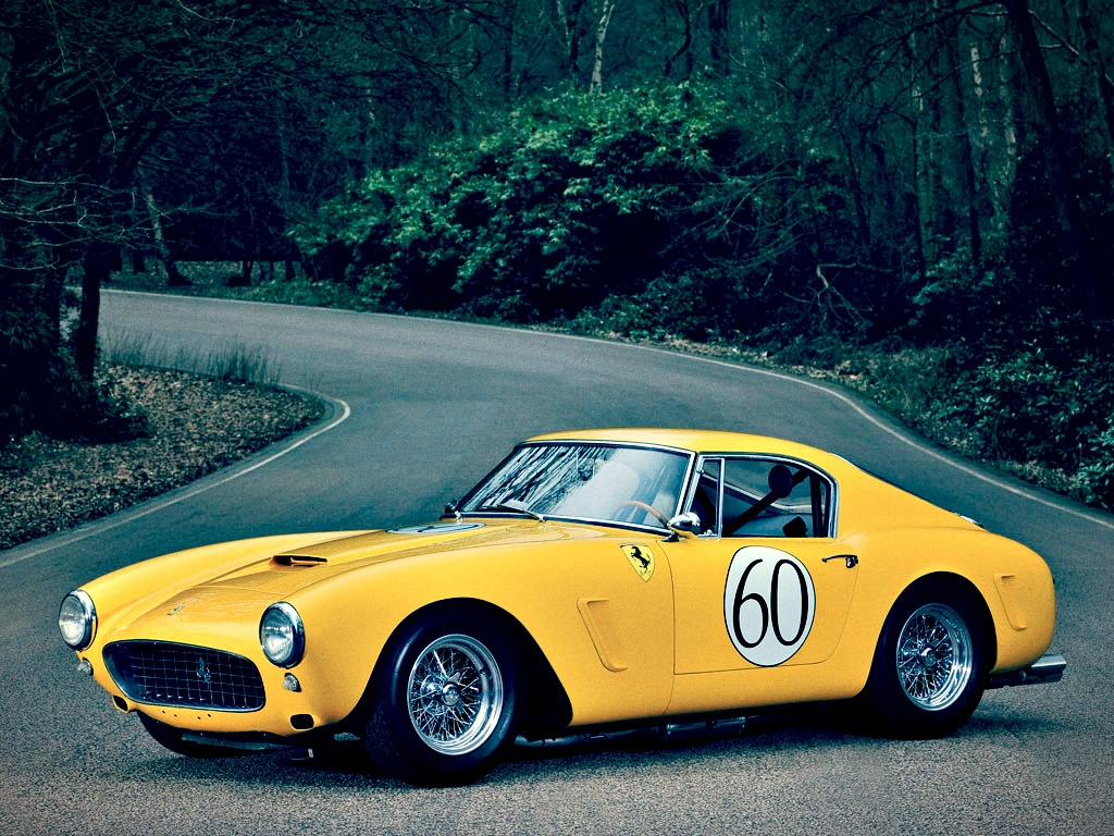 1960 Ferrari 250 GT Berlinetta Competizione