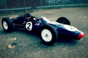 F1 Car for Sale – 1962 Lotus 25