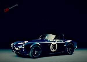 Race Car for sale – 1964 AC Cobra 289 Mk II Roadster