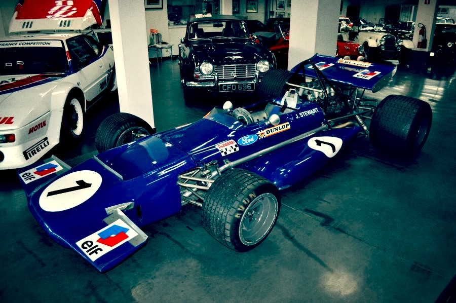 1970 march 701/02 Tyrrell