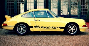 Race Car for Sale – 1973 Porsche 911 Carrera 2.7 RS Lightweight