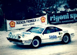 Rally Car for sale – 1983 Ferrari 308 GTB Group B
