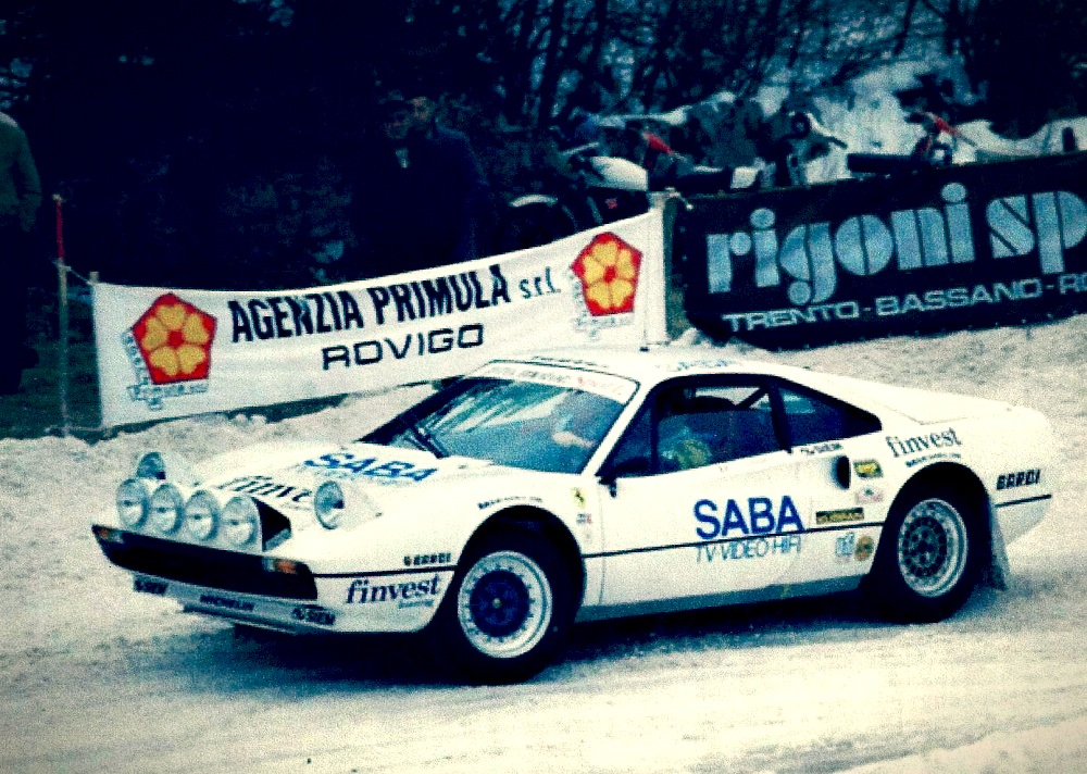 1983 ferrari 308 gtb group b