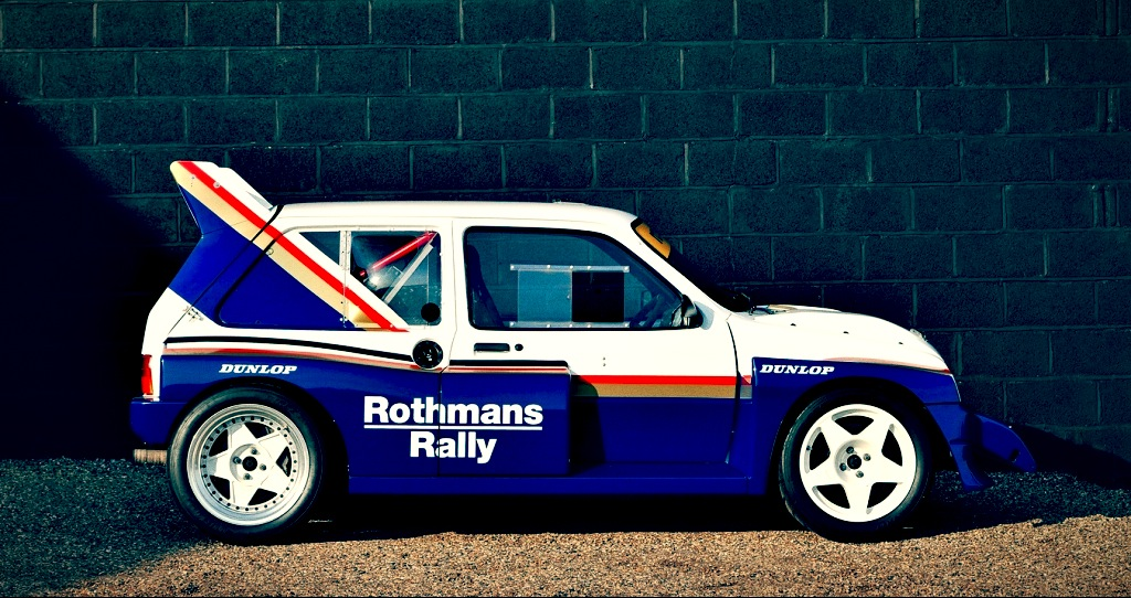 Group B Rally Cars For Sale Uk