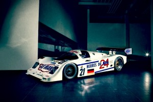 Race Car for Sale – 1990 Porsche 962 C