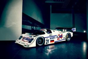 Race Car for Sale – 1990 Porsche 962 C