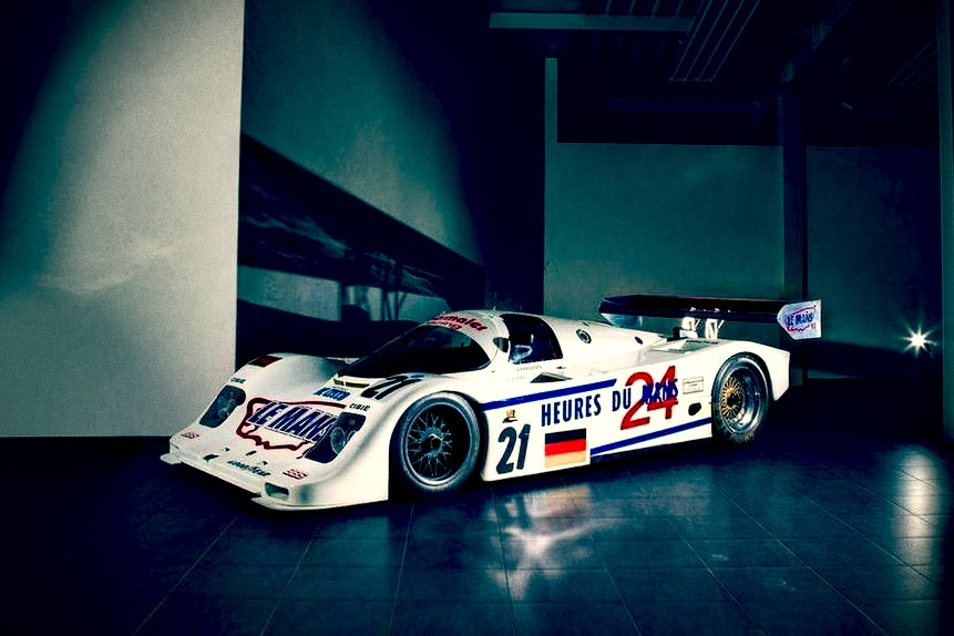 Race Car for Sale - 1990 Porsche 962 C - Retro Race Cars