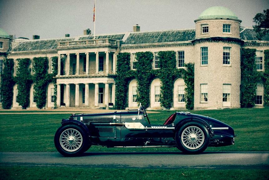 1935 Aston Martin 1.5 Ulster