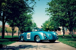 Race Car for Sale – 1955 Porsche 356 Speedster Competition Car