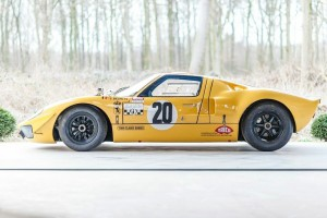Race  Car for Sale – 1968 Ford GT40 Le Mans car