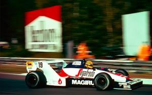 Old F1 Car for Sale – 1983/4 Toleman TG183B/Hart – Ex Senna