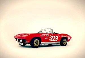 Rally Car for Sale – 1964 Chevrolet Corvette Sting Ray Convertible