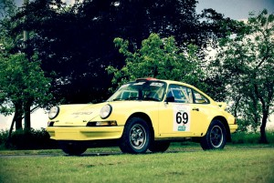 Rally Car for Sale – 1970 Porsche 911 – 2005 rally conversion.