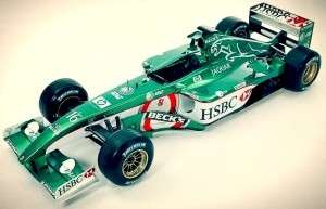 Old F1 Car for Sale – 2002 Jaguar R3