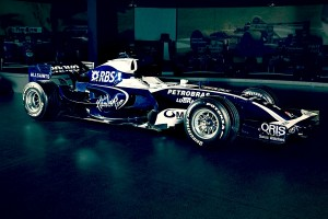 Formula 1 Car for sale – 2008 Williams FW30A #03 Ex Rosberg
