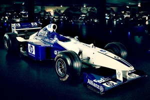 F1 Car for Sale – 1998 Williams F1 FW20