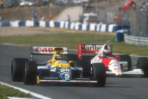 F1 Car for Sale – 1990 Williams FW13B-Chassis 08