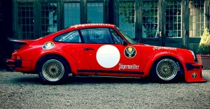 Racing Porsche for Sale – 1976 Porsche 934 RSR Turbo