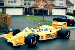 F1 Car for Sale – 1987 Lotus 99T ex Ayrton Senna