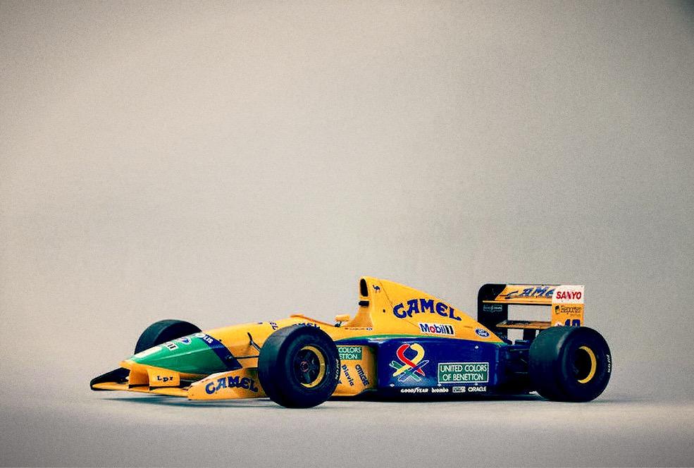 1991-1992benettonB191-B