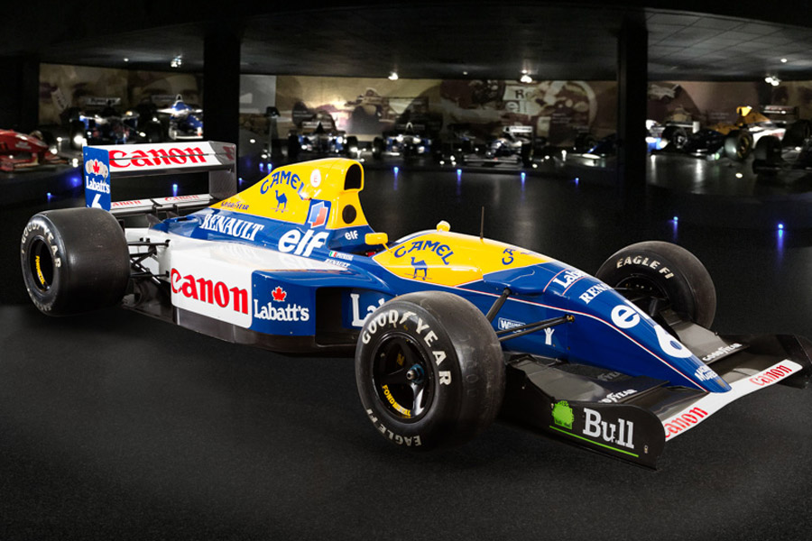 F1 Car for Sale – 1992 Williams FW14B - Retro Race Cars