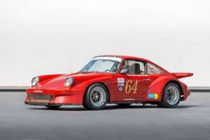 Race Car for Sale – 1973 Porsche 911 IMSA Racecar