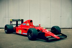 F1 Car for Sale – 1991 Ferrari F1-91 (Type 642)
