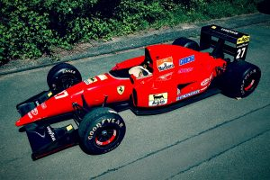 F1 Car for Sale – 1992 Ferrari F92A – Ex Alesi Car