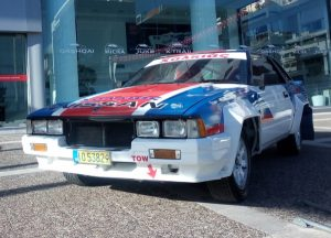 Rally Car for Sale – 1982 Nissan 240RS