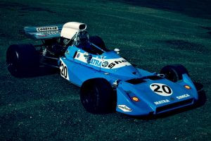 F1 Car for Sale – 1971 Matra MS120