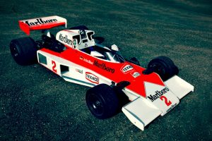 F1 Car for Sale – 1977 McLaren M23b